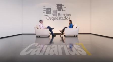 Entrevista a José Brito en Canarias 7