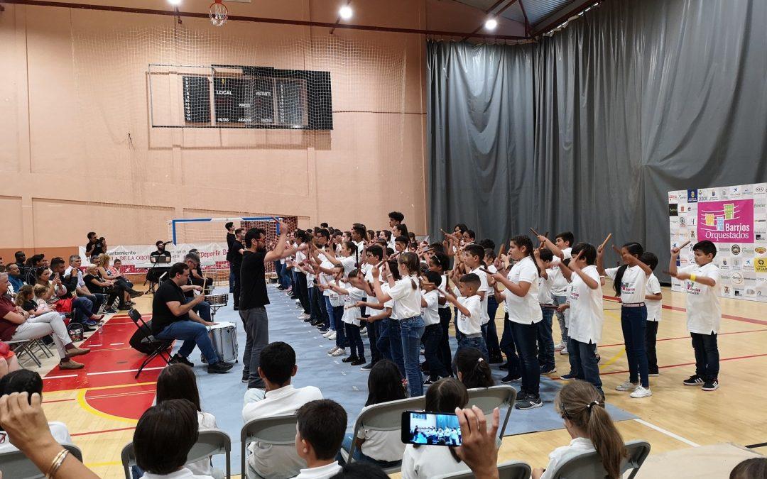 Concierto de verano de Barrios Orquestados en Tenerife 2019