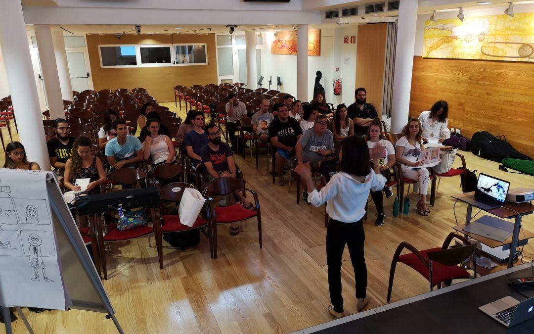 VI Workshop Pedagogía Instrumental y Dinámicas de Grupo