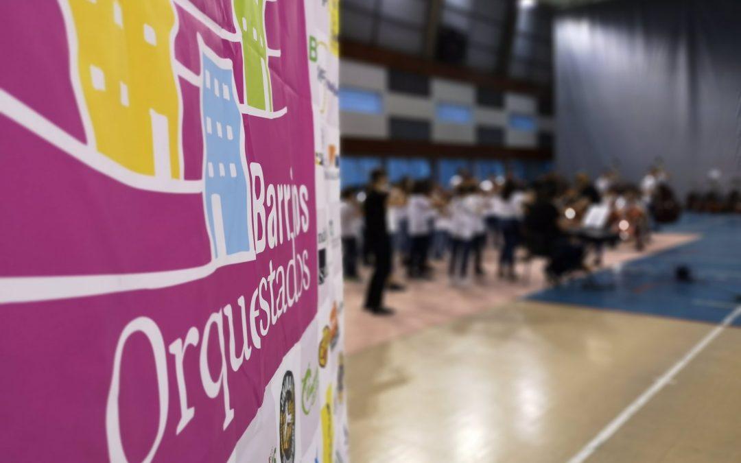 Concierto de verano de Barrios Orquestados en Gran Canaria 2019