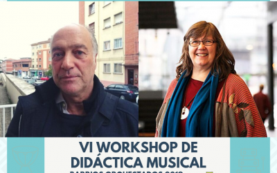 VI Workshop de Didáctica Musical