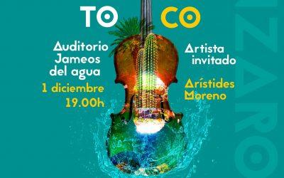 Concierto benéfico de Barrios Orquestados en Lanzarote