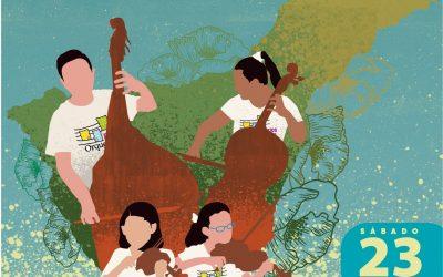 Concierto benéfico de Barrios Orquestados en Tenerife