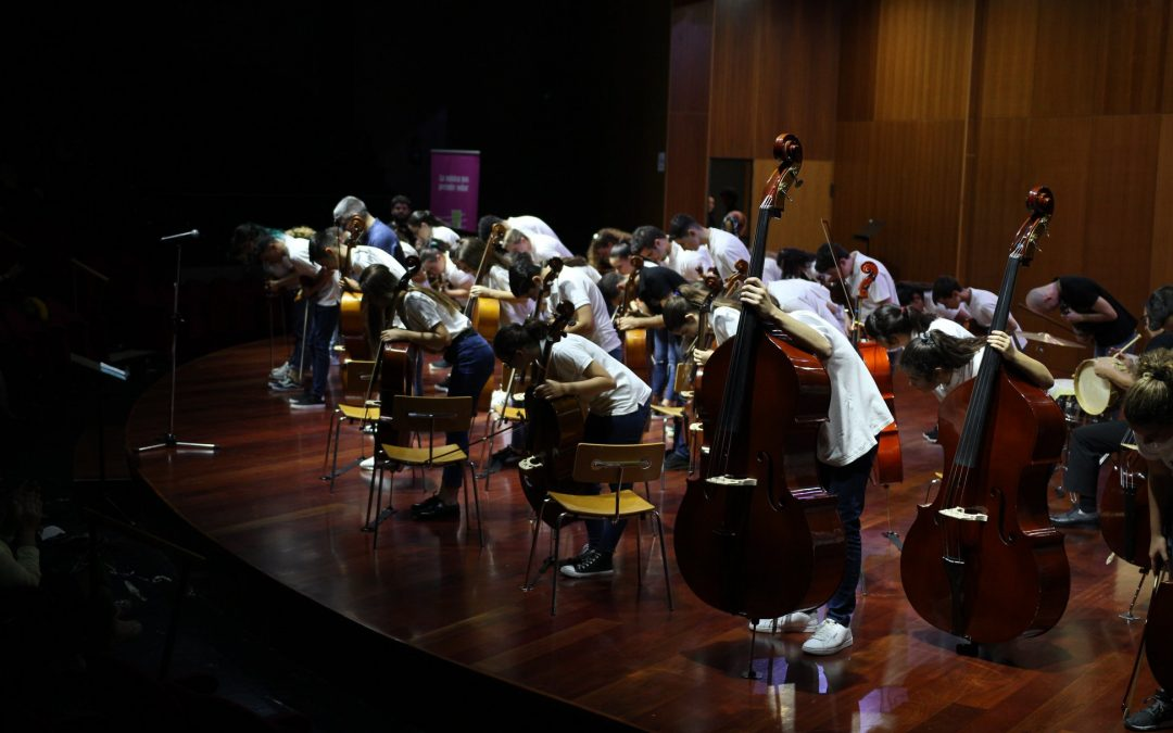 Concierto grupo Take Off Sociedad Filarmónica de Las Palmas de Gran Canaria