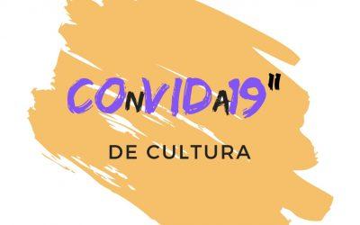 Convida 19″ de Cultura